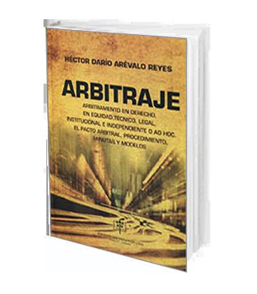 Arevalo Reyes Hector Dario Arbitraje