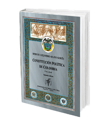Olano Garcia Hernan A Constitucion Politica de Colombia Concordada