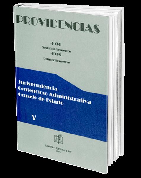 providencias-1996-segundo-semestre-tomo-v