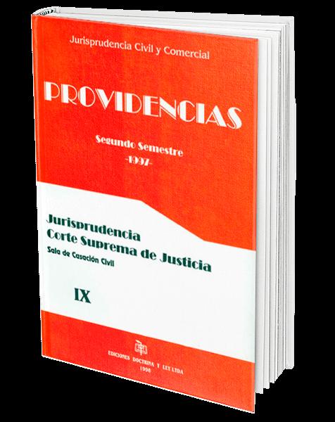 providencias-segundo-semestre-1997-tomo-ix