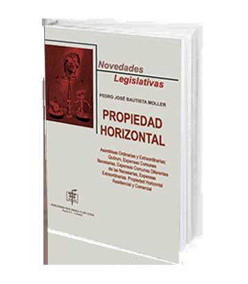 Moller Pedro Jose Novedades Legislativas Propiedad Horizontal