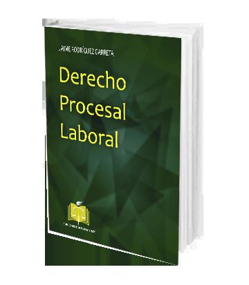 RODRIGUEZ GARRETA JAIME Derecho Procesal Laboral