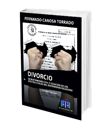 Canosa Torrado Fernando Divorcio de Matrimonio Civil
